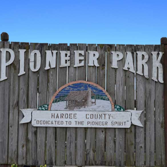 Hardee County Wildlife Refuge and Pioneer Park